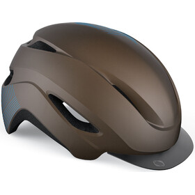 Rudy Project Central Casque, brown sky matte